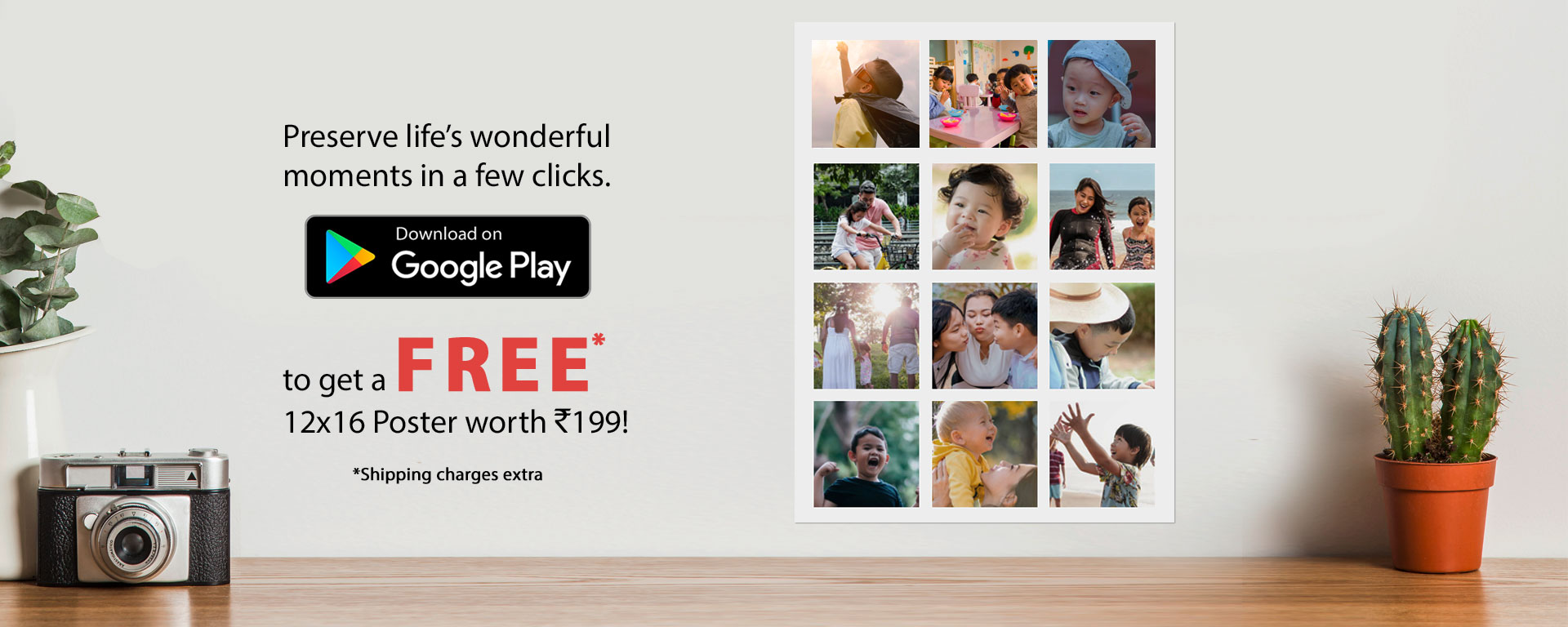 Poster picture frame app free download