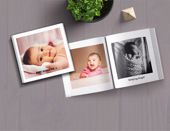 customized app photobooks