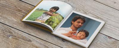 online photo album printing