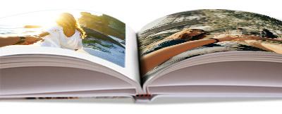 Photo frame album