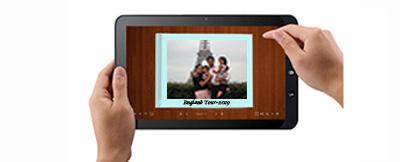 Digital photo albums