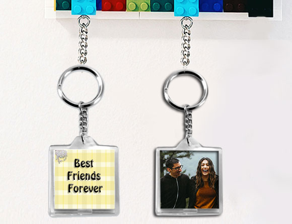 memorable photo keychains