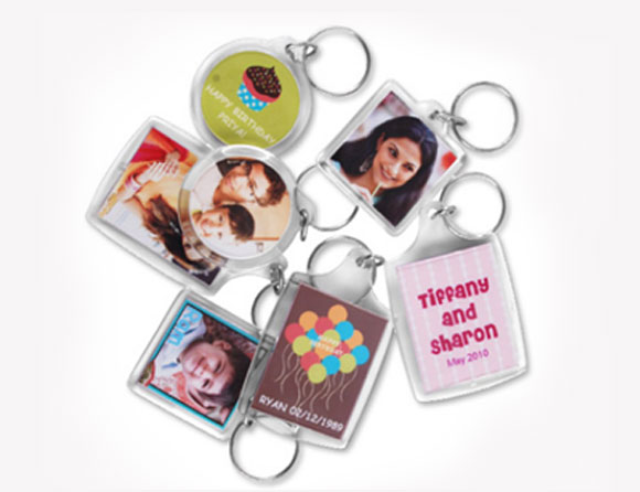 rectangle photo keychain designs
