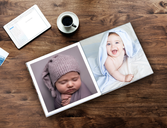 handcrafted photobooks