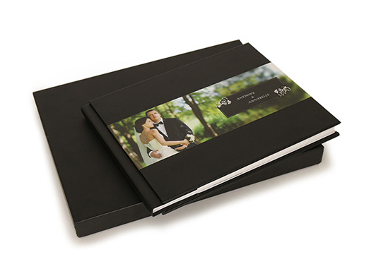 customized leather photobooks