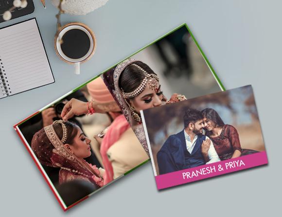 premium layflat binding photobooks