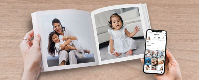 Softcover photobooks