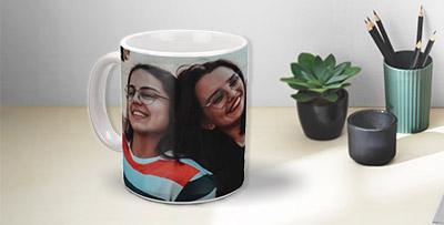 Coffee Photo Mugs
