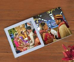 Premium Imagewrap Photobook