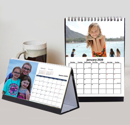 Unique Photo Calendars 2020