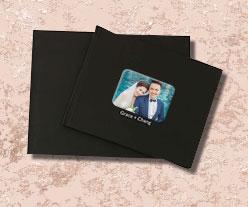 Personalized Leather Photobook