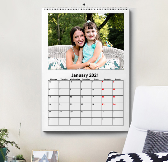 Wall Calendars 2021